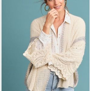 Anthropologie Rosanna Sweater NWOT